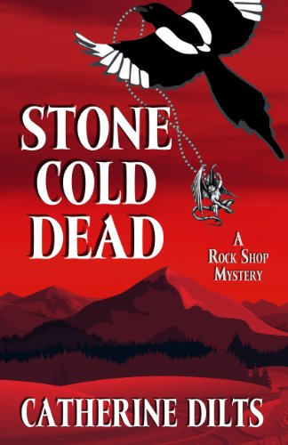 9781432827434: Stone Cold Dead (A Rock Shop Mystery)