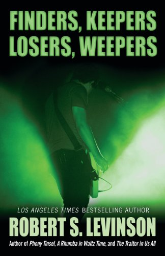Finders Keepers Losers Weepers (Five Star Mystery: Robert S. Levinson