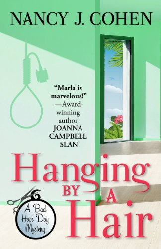 9781432828141: Hanging By A Hair (Bad Hair Day Mysteries (Hardcover))