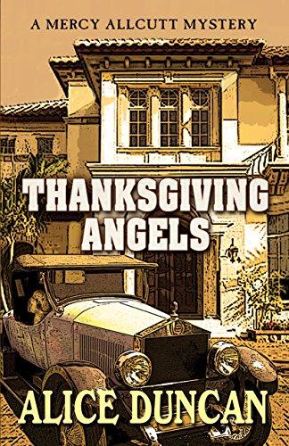 9781432830564: Thanksgiving Angels (A Mercy Allcutt Mystery)