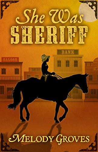 9781432831998: She Was Sheriff