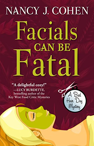 9781432832827: Facials Can Be Fatal (A Bad Hair Day Mystery)
