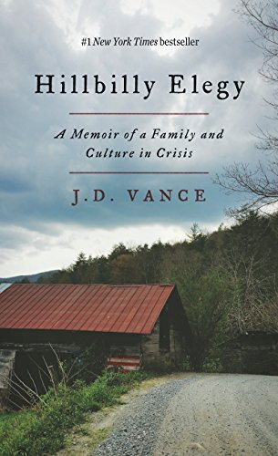 9781432840006: Hillbilly Elegy: A Memoir of a Family and Culture in Crisis