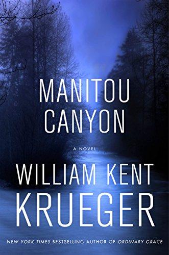 9781432840099: MANITOU CANYON -LP (Cork O'Connor: Thorndike Press Large Print Thriller)