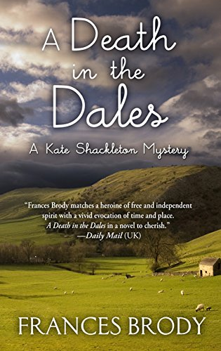9781432842260: A Death in the Dales (Kate Shackleton Mystery)
