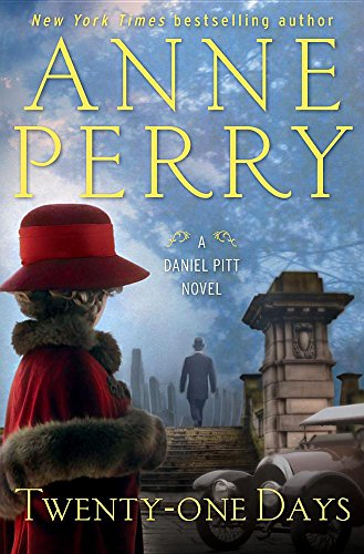 Twenty-One Days: Anne Perry