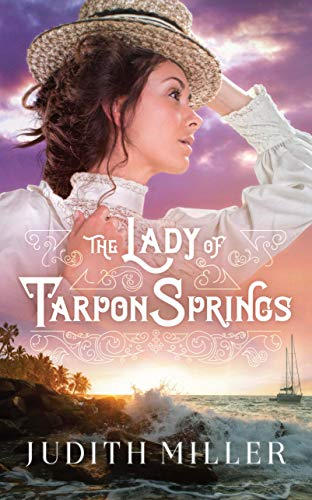 Book Cover: The Lady of Tarpon Springs