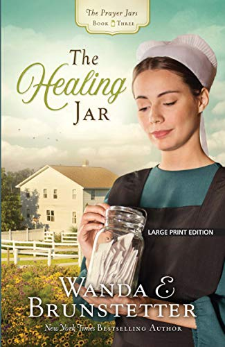 Book Cover: The Healing Jar