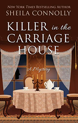 Book Cover: Killer in the Carriage House