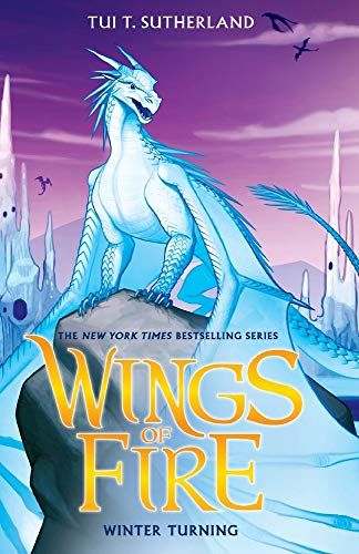 9781432874261: Winter Turning (Wings of Fire (7))