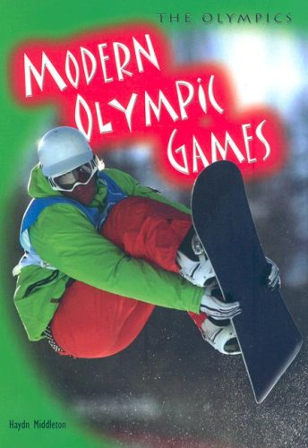 9781432902650: Modern Olympic Games (The Olympics)