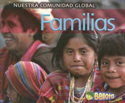 9781432904531: Familias (Nuestra comunidad globa) (Spanish Edition)