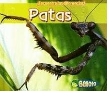 9781432905453: Patas (¡Encuentra las diferencias!) (Spanish Edition)