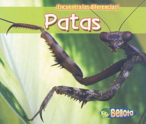 9781432905514: Patas (¡Encuentra las diferencias!) (Spanish Edition)
