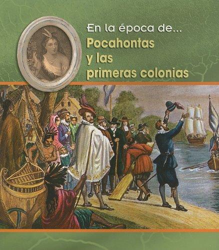 9781432905934: Pocahontas y las primeras colonias (En la época de) (Spanish Edition)