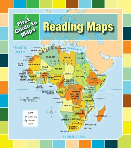 9781432907983: Reading Maps (First Guides to Maps)