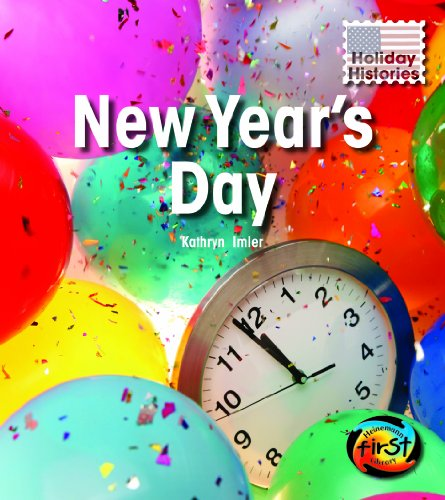 New Year's Day (Holiday Histories): Imler, Kathryn
