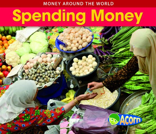 9781432910716: Spending Money (Money Around the World)