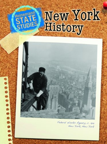 New York History (State Studies: New York): Stewart, Mark