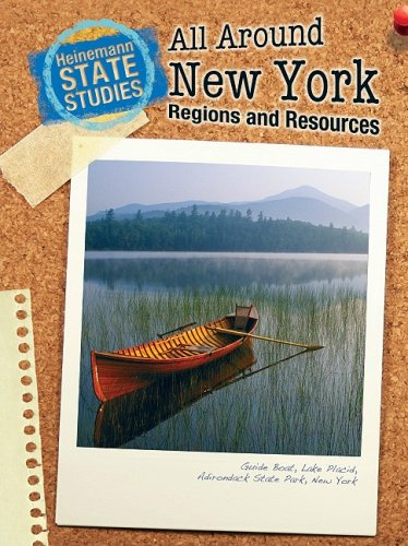 9781432911362: All Around New York: Regions and Resources (State Studies: New York)