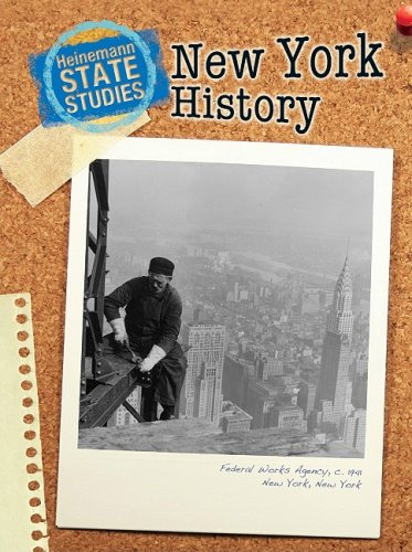New York History (State Studies: New York): Stewart, Mark