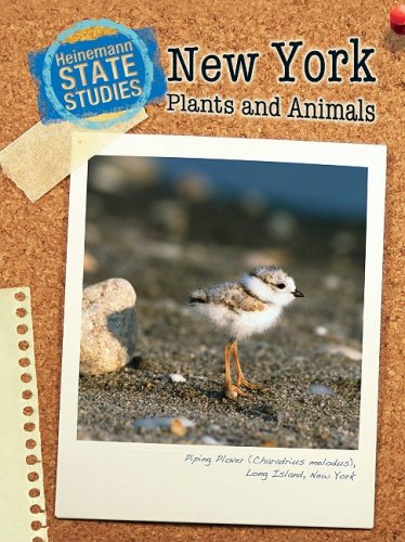 9781432911393: New York Plants and Animals (State Studies: New York)