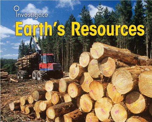 Earth's Resources (Investigate!): Barraclough, Sue