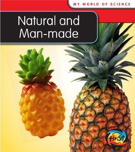 9781432914486: Natural and Man-made (My World Of Science)