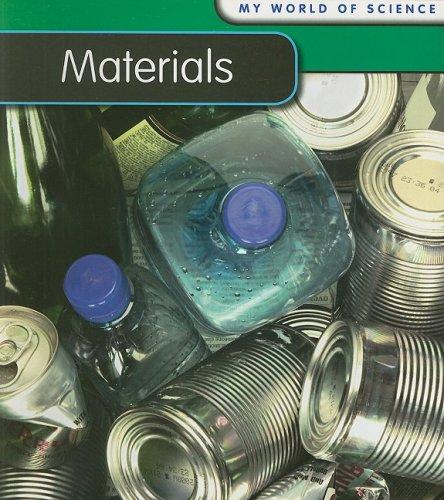 Materials (My World Of Science): Royston, Angela