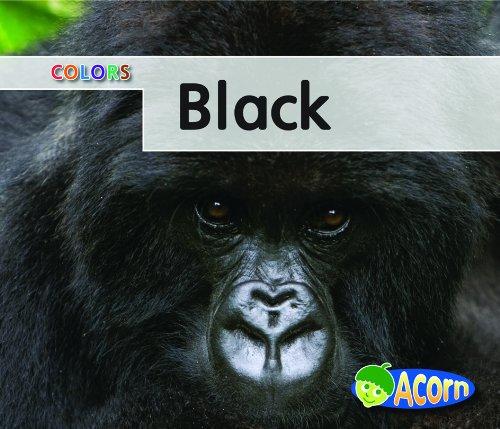 9781432915933: Black (Colors)