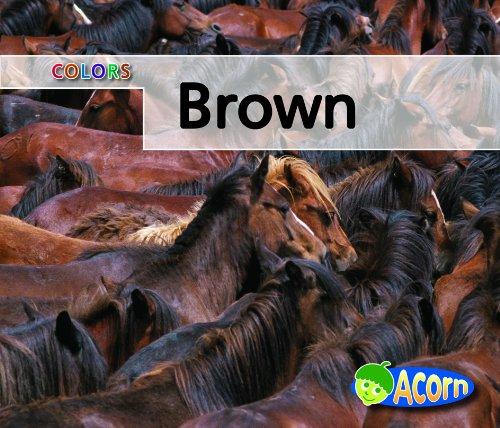 9781432915940: Brown (Colors)