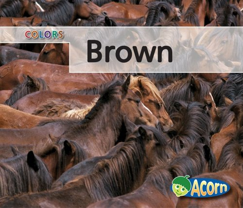 9781432916046: Brown (Colors)