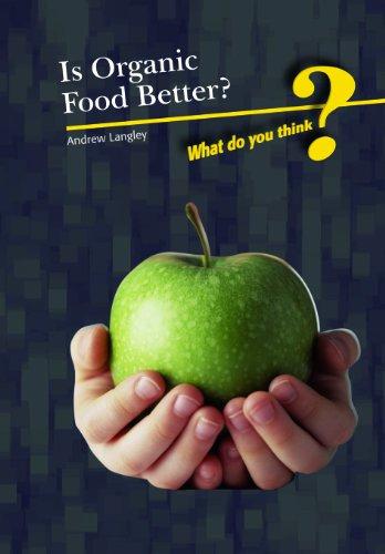 is organic food better essay