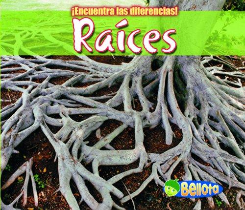 9781432917289: Raíces (¡Encuentra las diferencias! Plantas) (Spanish Edition)