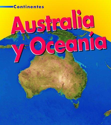 9781432917524: Australia y Oceania / Australia and Oceania (Continentes / Continents)
