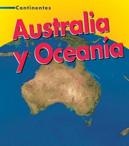 9781432917609: Australia y Oceania / Australia and Oceania (Continentes / Continents)