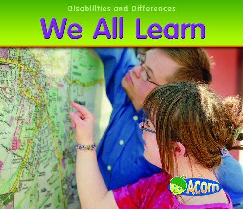 9781432921538: We All Learn (Disabilities and Differences)