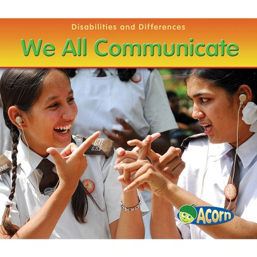 9781432921583: We All Communicate (Disabilities and Differences)