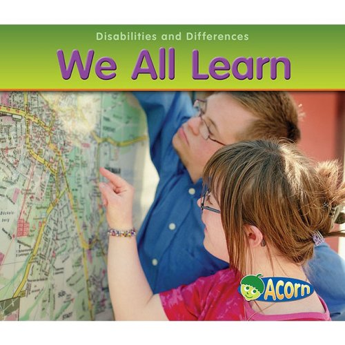 9781432921590: We All Learn (Disabilities and Differences)