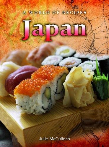 9781432922368: Japan (A World of Recipes)