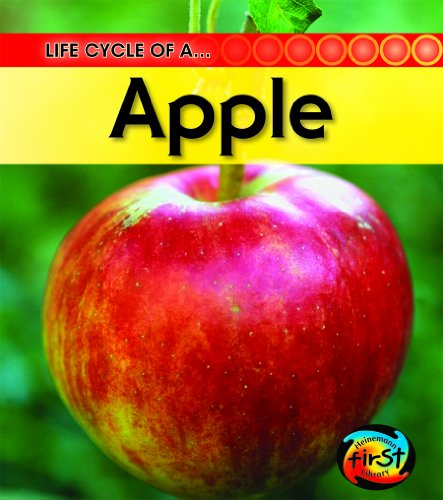 9781432925215: Apple (2nd Edition) (Life Cycle of a . . .)