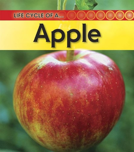 9781432925383: Apple (Life Cycle of a . . .)