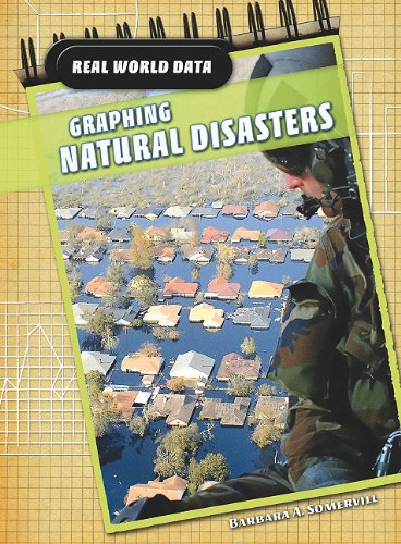9781432926311: Graphing Natural Disasters (Real World Data)