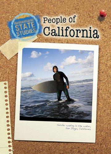 9781432926847: People of California (State Studies: California)