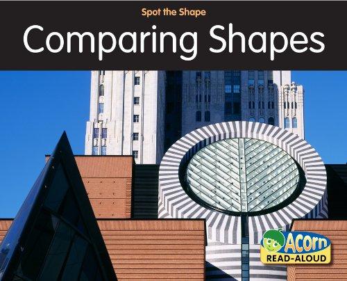 9781432926946: Comparing Shapes (Spot the Shape. Acorn Read-aloud)