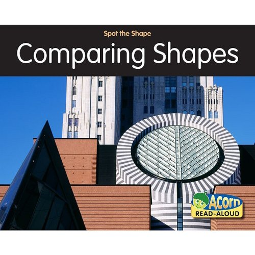 9781432926953: Comparing Shapes (Spot the Shape)