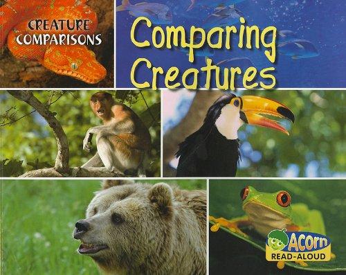 9781432932640: Comparing Creatures
