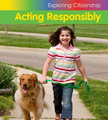 9781432933234: Acting Responsibly (Exploring Citizenship)