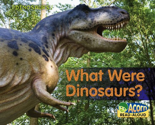 9781432933357: What Were Dinosaurs? (Dinasaurs)