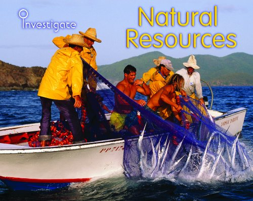 Natural Resources (Investigate Geography) (1432934708) by Louise Spilsbury
